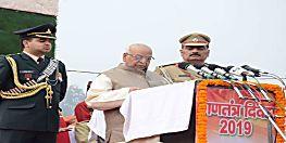 गणतंत्र दिवस: राज्यपाल बोले- बिहार में भ्रष्टाचार के खिलाफ 'जीरो टालरेंस' की नीति जारी