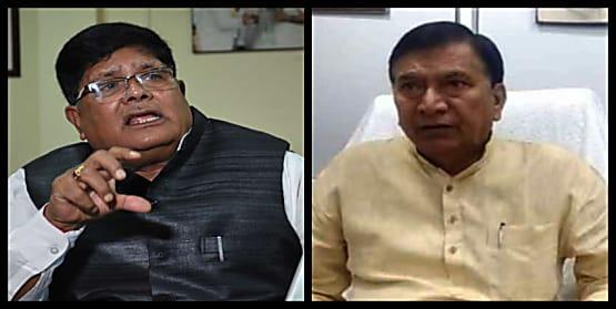 बिहार विधानमंडल मॉनसून सत्र में नीतीश सरकार के इन 2 मंत्रियों की हुई भारी फजीहत...गैरों की तो बात छोड़िए,अपनों के तीर से घायल हुए मंत्री जी