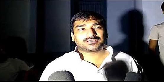 बिहार पुलिस का नाम बदलकर अब  जदयू पुलिस कर दिया जाए, कांग्रेस विधायक ने सरकार से की बड़ी मांग