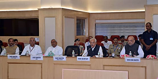 गृह मंत्री शाह से CM नीतीश की मांग.... बिहार पुलिस के आईजी को मिले पीएमएल एक्ट के तहत 5 करोड़ रू तक की संपत्ति जब्ती का अधिकार