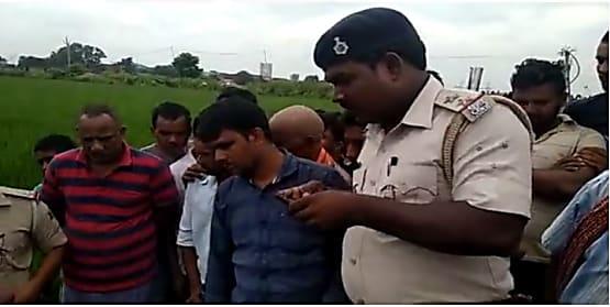 सासाराम में रेलवे ट्रैक पर मिला शिक्षक का शव, जांच में जुटी पुलिस