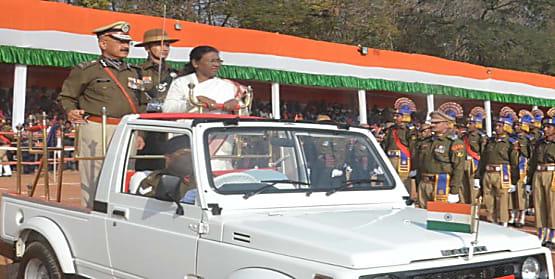 राज्यपाल रांची और मुख्यमंत्री दुमका में करेंगे झंडारोहण, परेड की लेंगे सलामी