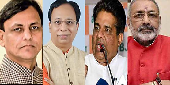 NRC पर BJP नेतृत्व ने साध रखी है 'चुप्पी' तो सुशील मोदी CM नीतीश के निर्णय का कर रहे स्वागत,नेतृत्व की ओर टुकुर-टुकुर देख रहे नेता-कार्यकर्ता.....