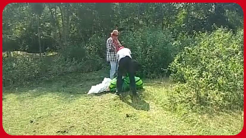 अर्धनग्न अवस्था में युवती की लाश मिलने से सनसनी, जंगल की खाक छान रही पुलिस