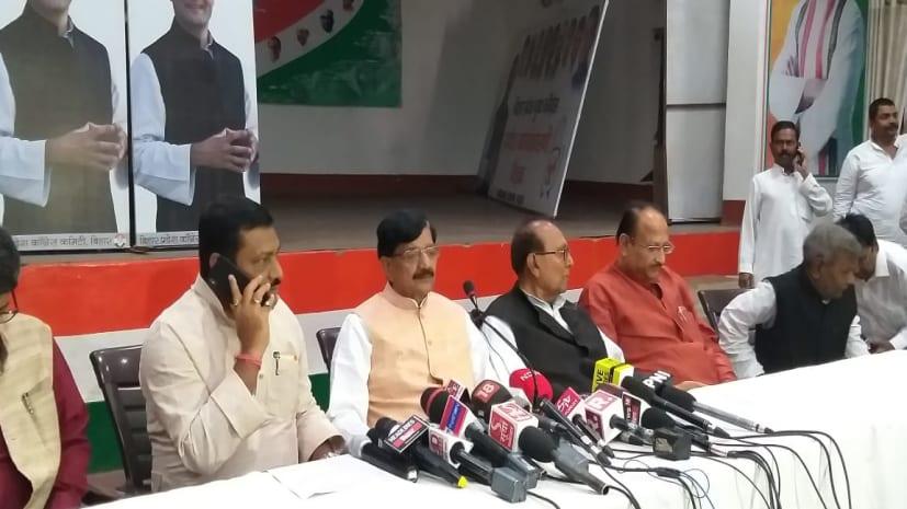 लोकसभा के 6 सीटों पर फंसे पेंच को सुलझाने कांग्रेस के बड़े नेता दिल्ली में लगाएंगे दरबार