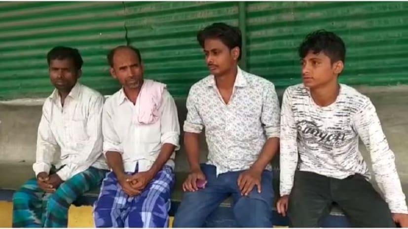 पति-पत्नी के विवाद में दामाद ने की ससुर की हत्या, जांच में जुटी पुलिस