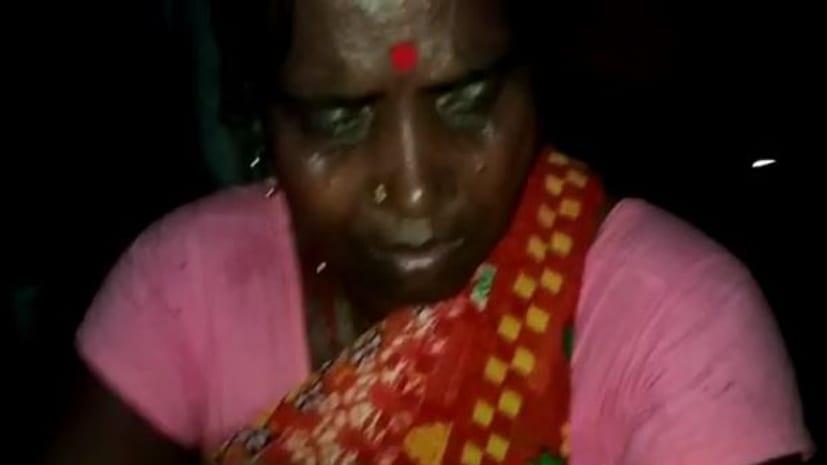 दबंग अंचल अधिकारी : जमीन की मापी कराने आई महिला के साथ की मारपीट