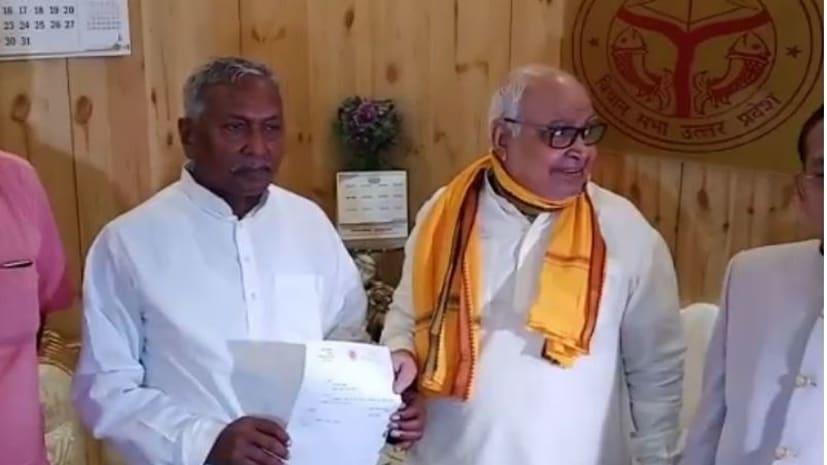 फागू चौहान 29 को लेंगे बिहार के राज्यपाल की शपथ, यूपी विधानसभा की सदस्यता से दिया इस्तीफा