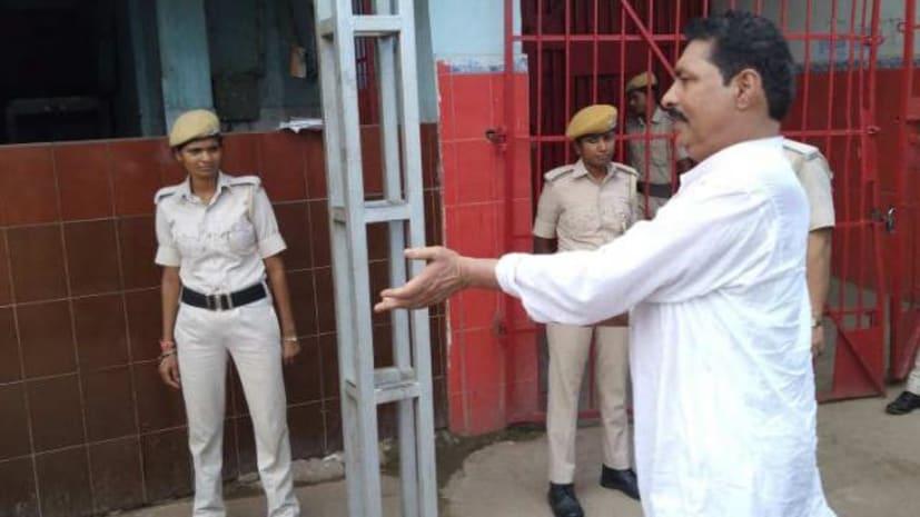 जानिए बाहुबली अनंत सिंह ने कैसे जाना देश दुनिया का हाल....बेउर जेल में कैसे बिता दूसरा दिन