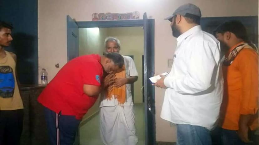 पप्पू यादव ने रघुवंश सिंह से की मुलाकात, राजनीतिक गलियारे में चर्चाओं का बाजार गर्म