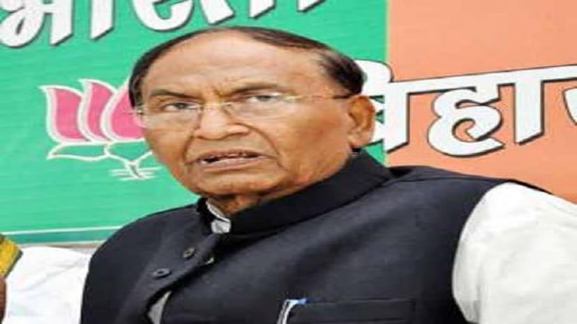 रामलीला की अनुमति नहीं देने  पर भड़के बीजेपी सांसद डॉ.सीपी ठाकुर, कहा-रामलीला भारत में नहीं तो क्या पाकिस्तान में होगा