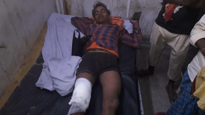 बड़ी खबर : पटना में व्यवसायी को पुलिस ने मारी गोली, हालत गंभीर
