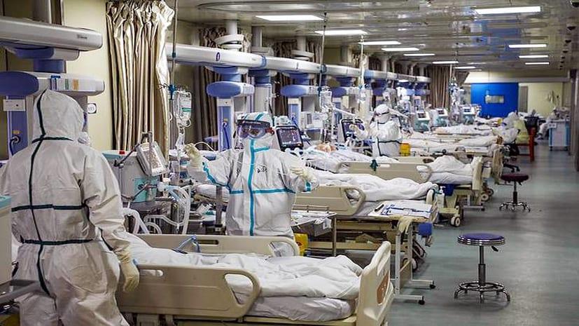 कोरोना मरीजों की वजह से इस हाईटेक देश में कम होने लगे ICU, गंभीर लोगों को मरने के छोड़ दिया जा रहा है...पढ़िए पूरी रिपोर्ट