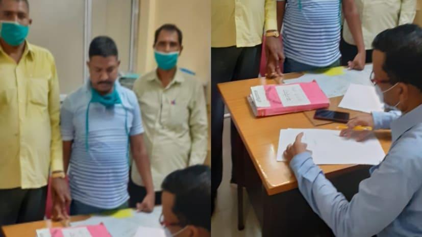 निगरानी ने 50 हजार रू रिश्वत लेते लेखा सहायक को किया गिरफ्तार, डीडीसी पर भी लटकी तलवार