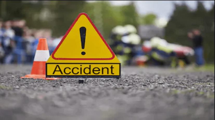 सड़क हादसे में पति-पत्नी और दो मासूम बच्चे की मौत, NH-48 पर हुआ ये दर्दनाक हादसा