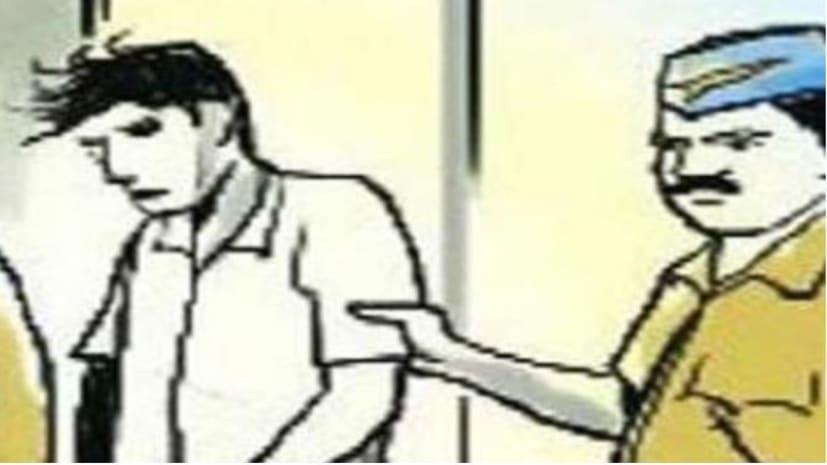 बेतिया पुलिस का सनसनीखेज खुलासा : बाप ने ही अपने व्यवासायी बेटे को मारने की दी थी सुपारी