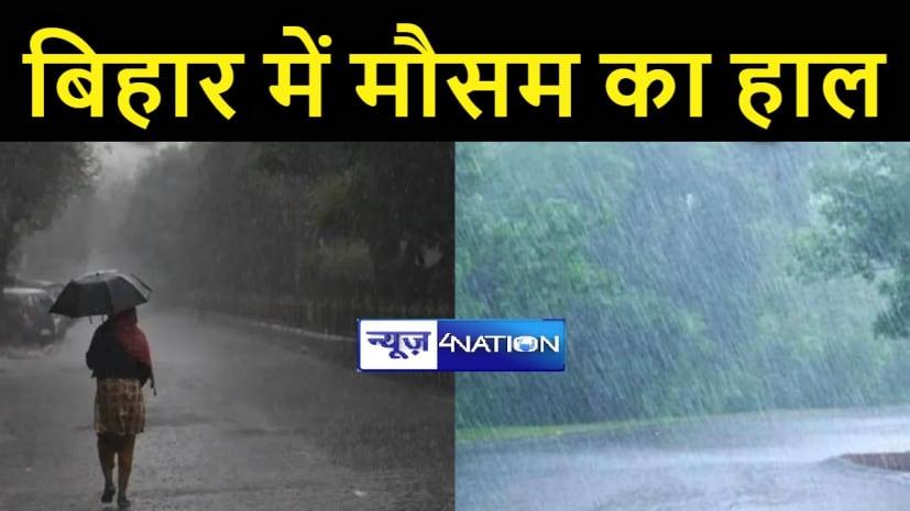Weather update: प्रदेश के कई हिस्सों में 48 घंटे तक होगी बारिश, मौसम विभाग ने जारी किया अलर्ट, जानें अपने जिले के मौसम का हाल