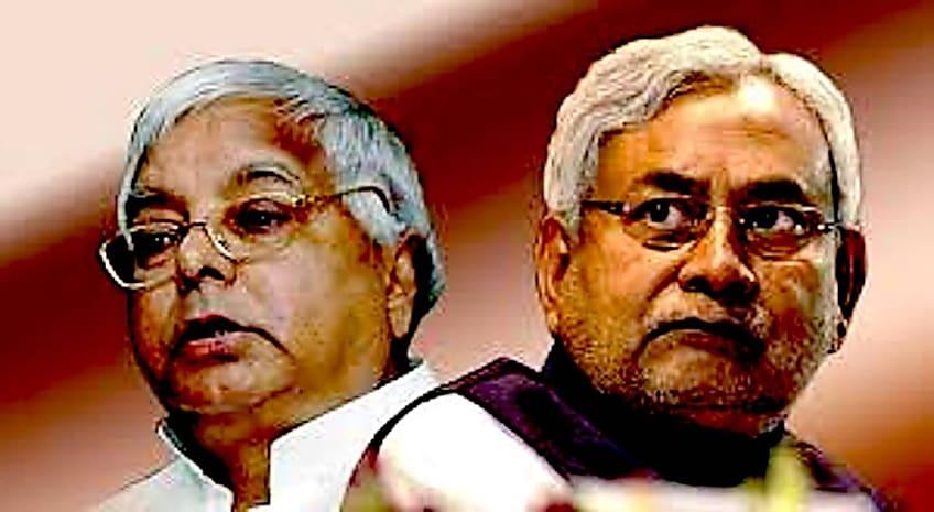 CM नीतीश ने कर दी एक छोटी सी गलती,लालू यादव की RJD ने धर लिया...