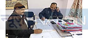 इंटर परीक्षा के दूसरे दिन पहली पारी में 4 परीक्षार्थी निष्कासित, डीएम ने औचक निरीक्षण के दौरान चोरी करते पकड़ा