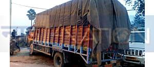 आईटीओ अधिकारी बताकर ट्रक लूटकर भाग रहे थे अपराधी, पुलिस ने किया गिरफ्तार
