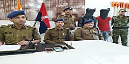 पुलिस को मिली बड़ी कामयाबी लुटेरा गिरोह का किया भंडाफोड़, 11 लूट कांडो में थी तलाश