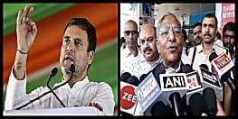 मसूद अजहर को लेकर राहुल के बयान पर बीजेपी का पलटवार, कहा-मोदी के बढ़ते कद को देखकर कांग्रेस बेचैन