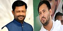 संजय सिंह ने कसा तंज- तेजस्वी जी, पूरा बिहार जानता है कि आप शहाबुद्दीन और राजबल्लभ के दुलरवा हैं