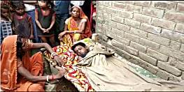 संदेहास्पद स्थिति में बच्चे की मौत, परिजनों ने जताई हत्या की आशंका