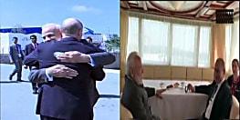 मोदी-पुतिन की गजब की केमेस्ट्री, रूसी राष्ट्रपति ने पीएम का किया कुछ इस तरह स्वागत