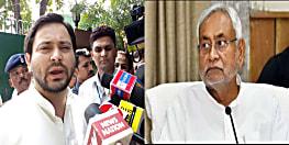 मुख्यमंत्री पर तेजस्वी का बड़ा हमला, कहा- कुर्सी बचाने में लगे नीतीश कुमार