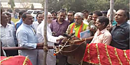 पटना में साढ़े 5 करोड़ की लागत से होगा अत्याधुनिक गौशाला का निर्माण, बोले पशुपालन एवं मत्स्य संसाधन मंत्री प्रेम कुमार