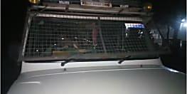 सासाराम में पत्थर माफिया ने छापेमारी करने गयी पुलिस टीम पर किया हमला, कई पुलिसकर्मी घायल