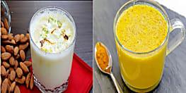 खुद को सर्दियों में स्वस्थ और गर्म रखना चाहते हैं तो इन 5 पेय को बनाइये अपनी दिनचर्या का हिस्सा….