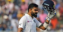 ICC की टेस्ट रैंकिंग में स्मिथ को पछाड़कर विराट फिर से बने नंबर 1