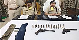एक्शन मोड में एसपी लिपि सिंह, अपराध की योजना बनाते 7 गिरफ्तार
