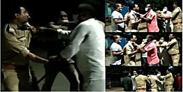 बीजेपी नेता की गुंडागर्दी, मास्क के लिए टोकने पर नेताजी ने दरोगा-सिपाहियों को पीटा