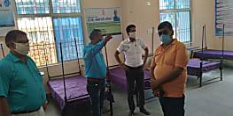 मोतिहारी में SDO के निरीक्षण में खुली अस्पताल की व्यवस्था की पोल,चार डाक्टर और प्रधान सहायक ड्यूटी से गायब