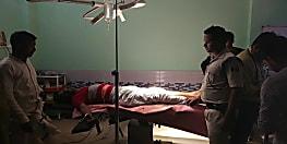 समस्तीपुर में युवा क्रांतिकारी पार्टी प्रत्याशी संजय कुमार दास पर बदमाशों ने चलाई गोली, अस्पताल में भर्ती