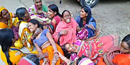 नालंदा : सड़क दुर्घटना में युवक की मौत, परिजनों में मचा कोहराम
