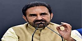 गोहिल की गुहार...कांग्रेस आलाकमान बिहार के प्रभार से करे आजाद