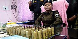 पटना पुलिस को मिली बड़ी कामयाबी, भारी मात्रा में कारतूस के साथ एक तस्कर को किया गिरफ्तार