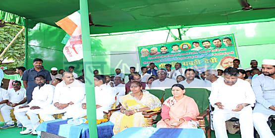 RJD की स्टार प्रचारक राबड़ी देवी ने संभाली चुनाव प्रचार की कमान, नवादा से की शुरुआत