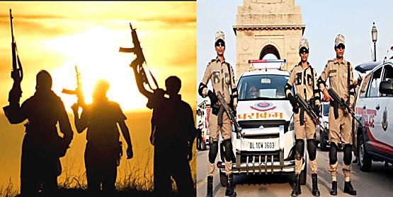 दिल्ली में जैश के आतंकी, इनके निशाने पर पीएम मोदी, गृह मंत्री का काफिला, बढ़ाई गई सुरक्षा, देश के सभी एयरपोर्ट हाई अलर्ट पर