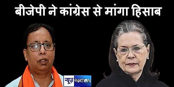 पीएम मोदी ने अबतक 103 करोड़ दिए दान,  कांग्रेस बताए गांधी परिवार ने अब तक कितने रु दान दिए हैं : डॉ संजय जायसवाल