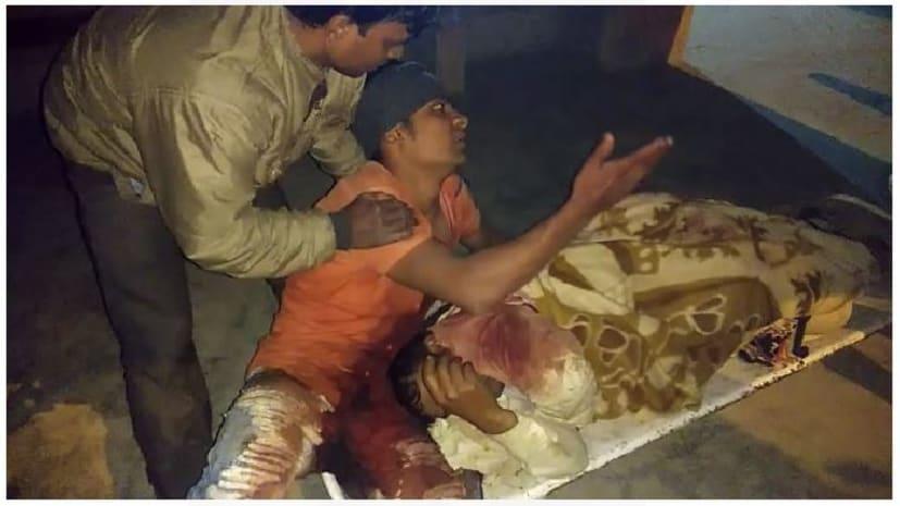 अपराधियों का तांडव, लूट के दौरान कुरियर कंपनी के संचालक को मारी गोली