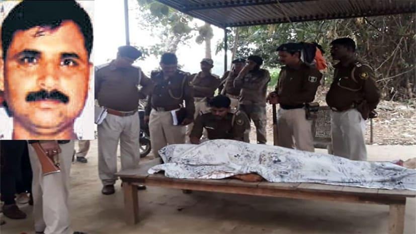 झारखंड के कुख्यात अमरेंद्र की बिहार में गोली मारकर हत्या, गैंगवार की संभावना को लेकर झारखंड पुलिस अलर्ट