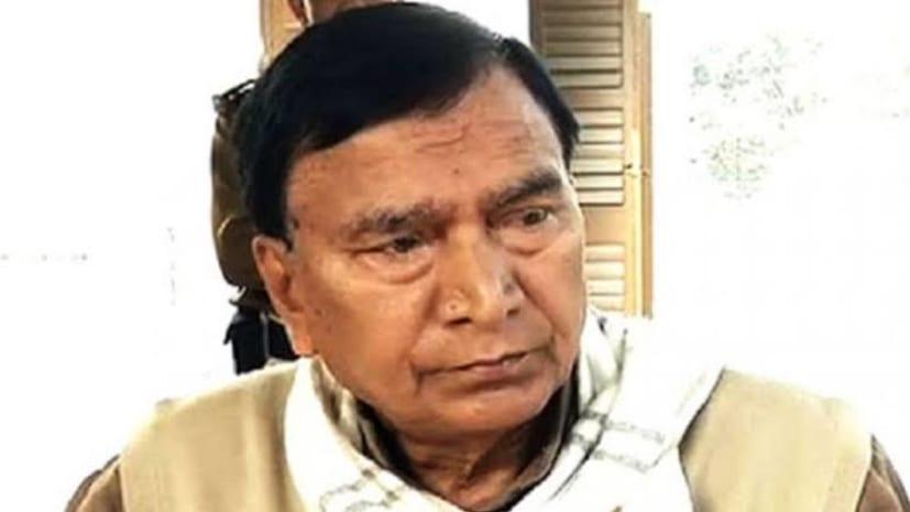 मंत्री कृष्णनंदन वर्मा की तबियत बिगड़ी, पारस हॉस्पिटल में चल रहा है इलाज