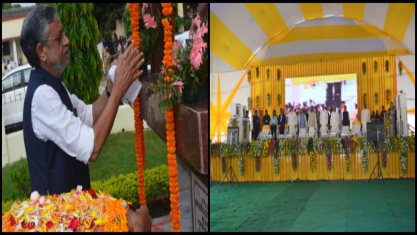 बिहार के स्कूल हो रहे हाईटेक, अब स्मार्ट क्लास में टीवी स्क्रीन पर पढ़ेंगे छात्र : सुशील मोदी