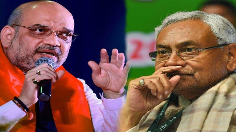 नीतीश सरकार में सहयोगी बीजेपी आ गई विपक्ष की भूमिका में, भाजपा नेताओं के ताबड़तोड़ हमले से सकते में सीएम