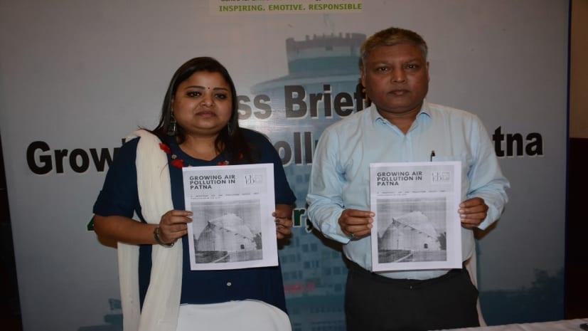 सीड ने बिहार सरकार से गंभीर प्रदूषण के दिनों में 'ग्रेडेड रिस्पॉन्स एक्शन प्लान' लागू करने की अपील की